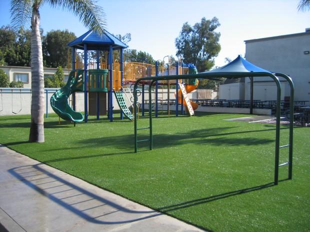 Chula Vista Playground Turf, Playground Turf San Diego